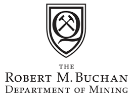 the robert m buchan logo