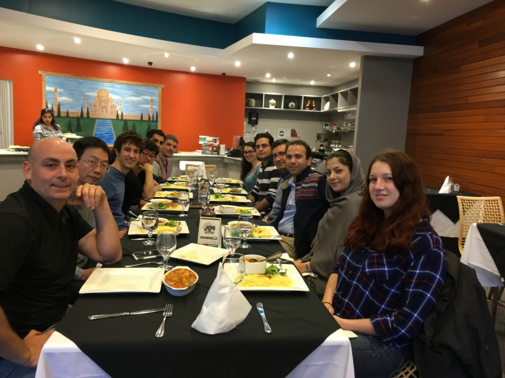 2015 end of the year lunch - group 2015-12-17